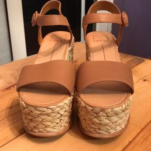 Dolce Vita NWOT wedge sandals